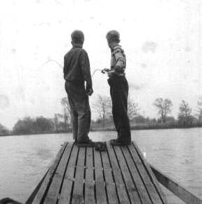 Brad & Tom '56