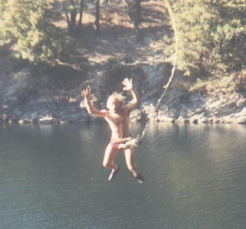 Brad Above Squaw Lake