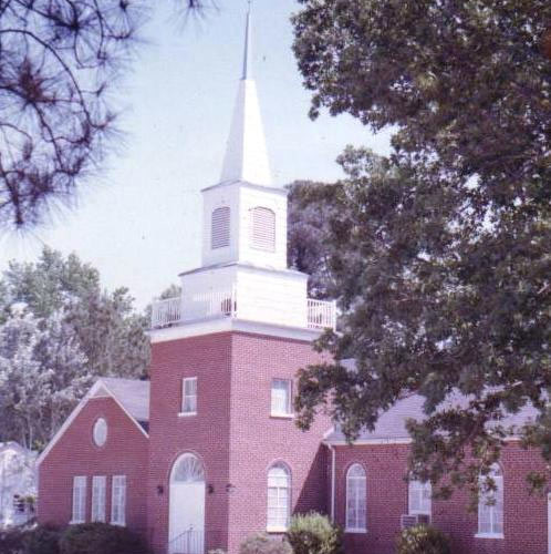 The Church In Red Hill