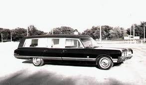 olds herse ambulance